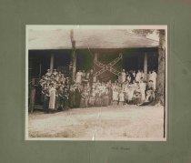 Image of Print, Photographic - Ladies of the Frank Bennett Chapter, UDC, Wadesboro, North Carolina