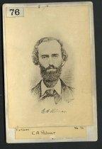 Image of Cabinet Card - Edward Albert Palmer