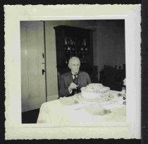 Image of Snapshot - Ben Johnson on his 84th birthday