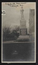 Image of Print, Photographic - Confederate Memorial in Palmyra, MO