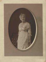 Image of Print, Photographic - Mrs. Ellen Peter Bryce