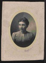 Image of Print, Photographic - Mrs. E. W. Christian