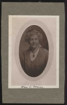 Image of Print, Photographic - Mrs. Mary C. Forney