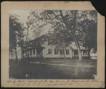 Image of Print, Photographic - Liberty Hall, Alexander H. Stephens' Home, Crawfordville, Georgia