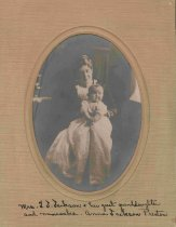 Image of Print, Photographic - Mrs. T. J. Jackson and Anna Jackson Preston