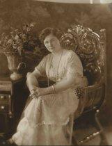 Image of Print, Photographic - Mrs. Charles G. Sharp