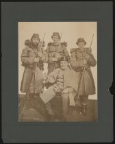 Image of Print, Photographic - Confederate Soldiers