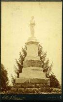 Image of Albumen - Monument to Confederate Dead, Thornhill Cemetery, Staunton, Virginia