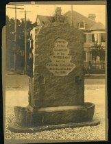 Image of Unknown - Hunley Memorial, White Point Garden, Charleston, South Carolina