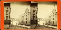 Image of Stereograph - Virginia Centennial Views: Exchange and Ballard Hotels