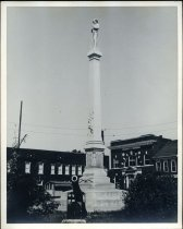 Image of Copy Print - Confederate Monument, Franklin, Tennessee