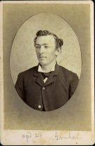 Image of Cabinet Card - Graham Surghnor