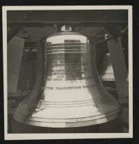 Image of Print, Photographic - Bell at St Paul's Church