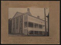 Image of Print, Photographic - Stonewall Jackson House, Lexington, Virginia