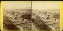 Image of Stereograph - View of Vicksburg