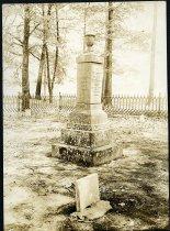 Image of Albumen - Confederate Monument, Averasboro, North Carolina
