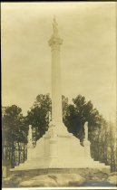 Image of Unknown - Confederate Monument, Rocky Mount, North Carolina