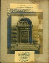 Image of Unknown - Beauregard Arch, Washington Square, Charleston, South Carolina