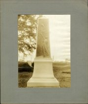 Image of Albumen - Monument to S. A. Cunningham
