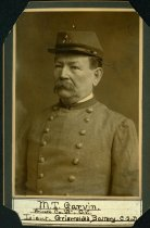 Image of Cabinet Card - M. T. Garvin