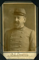 Image of Cabinet Card - Alfred Jefferson Vaughan, Jr.