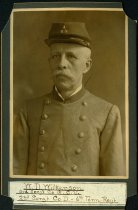 Image of Cabinet Card - William D. Wilkerson, Jr.