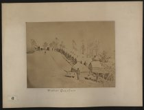 Image of Print, Photographic - Winter Quarters in Richmond