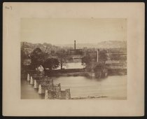 Image of Print, Photographic - Richmond, Virginia, from Rail Road Bridge