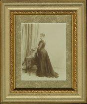 Image of Print, Albumen - Margaret Davis Hayes