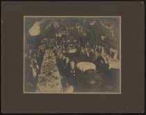 Image of Print, Photographic - UCV Dinner with A. B. Booth