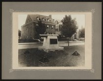 Image of Print, Photographic - Memorial Cannon, Monument Avenue, Richmond, Virginia