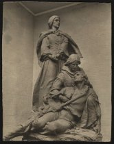 Image of Print, Photographic - Monument to Women of Maryland