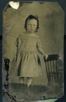 Image of Tintype - Clarence Horry Richwood