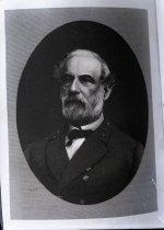 Image of Negative, Glass Plate - Robert E. Lee