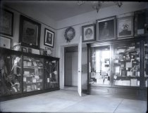 Image of Negative, Glass Plate - South Carolina Room, White House of the Confederacy