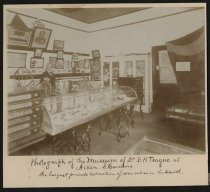 Image of Print, Photographic - Museum of Dr. B. H. Teague (largest private collection of Civil War relics in South)