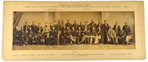 Image of Print, Photographic - Honor Roll Richmond Grays (reunion); or, A Company of the Richmond Grays