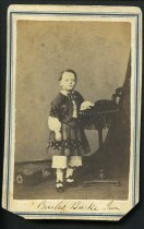 Image of Carte-de-Visite - Charles Burke, Jr.