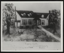 Image of Print, Photographic - Topping Castle, Caroline County, VA