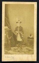 Image of Carte-de-Visite - Unidentified Male Child