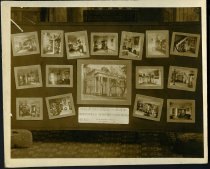 Image of Print, Photographic - Collage of State Room Photographs, ca. 1906