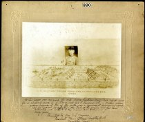 Image of Print, Photographic - Johnson's Island Military Prison; and WIlliam L. McLean