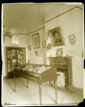 Image of Print, Photographic - Alabama Room, ca. 1906