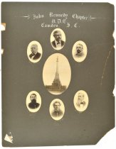 Image of Print, Photographic - John Kennedy Chapter, UDC, Camden, SC
