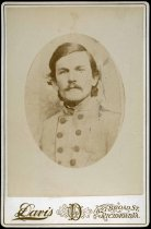 Image of Cabinet Card - Captain Samuel Forrer Chapman, CSA