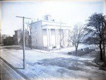 Image of Negative, Glass Plate - Confederate Museum (White House of the Confederacy)