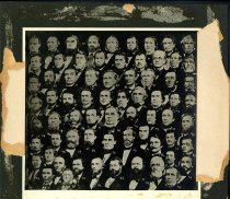 Image of Print, Photographic - Members of the Secession Convention of Florida, Tallahassee, Florida, January 10, 1861