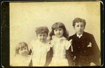 Image of Cabinet Card - Caskin children