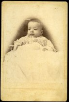 Image of Cabinet Card - Unidentified Child