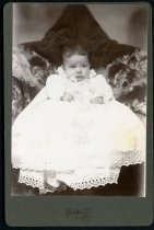 Image of Cabinet Card - Unidentified Girl